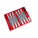 Basile - Backgammon buffalo canvas large Red