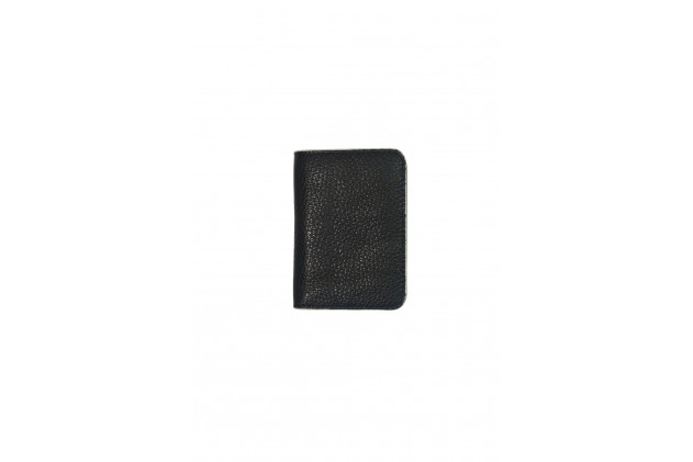 Paul - Card Holders Buffalo leather Black