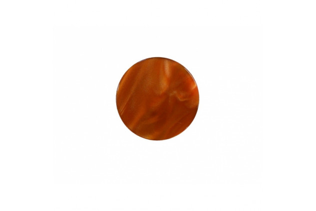 Backgammon checker 31mm caramel
