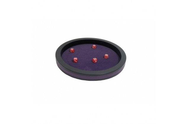 Dices board small size Purple