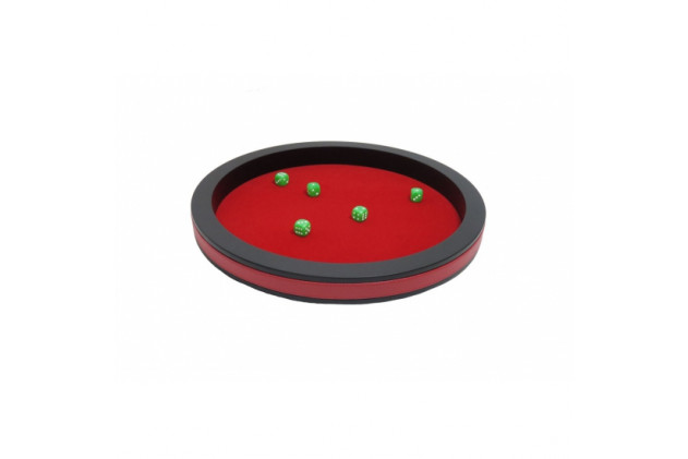 Dices boardbig size Green